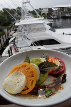 What's new at the beach: Dockside dining at Fisher's at Oramge Beach Marina (photos) | al.com