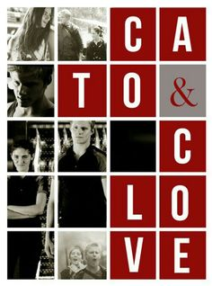 Cato and Clove - The Hunger Games
