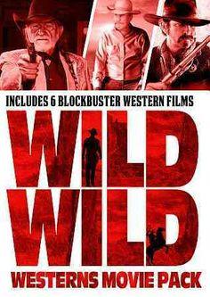 Wild Wild Westerns: Western Films Collection