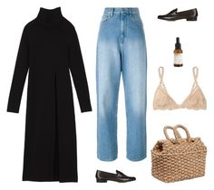 """""""Untitled #8077"""" by amberelb ❤ liked on Polyvore featuring Étoile Isabel Marant, Mansur Gavriel, Pigeon & Poodle, La Perla and Le Labo"""