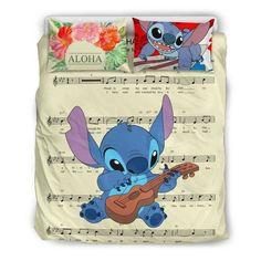 Stitch Page 7 - CreatedOn Quilt Bedding, Bedding Sets, Bedroom Sets, Bedroom Decor, Duvet Cover Sizes, Duvet Covers, Disney Stich, Disney Bedding, Disney Bedrooms