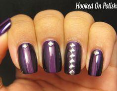 Hooked On Polish:  #nail #nails #nailart