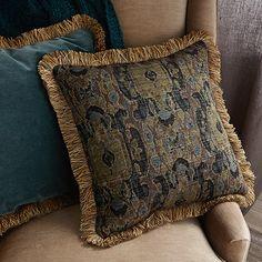 Shop pillows at Arhaus.