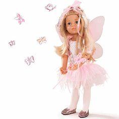 Κούκλα Marie Happy Kidz Gotz 50 cm Eco Store, Gotz Dolls, Fairy Dress, Her World, Doll Head, Luxury Gifts, Tight Dresses, How To Do Yoga, Blonde Hair