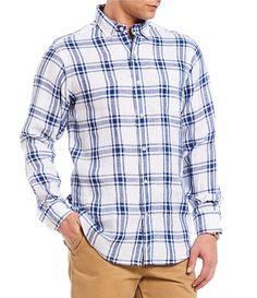 Linen Shirt. DC.