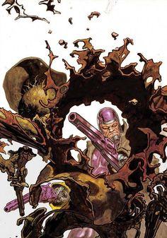 Machine Man by Rafa Garres