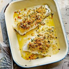 Discover the recipe for a tasty fish dish by Diana Henry made from chunky cod fillets on HOUSE - design, food and travel by House & Garden.