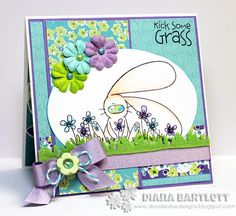 TCP - Kick Some Grass by DoodleDee - Cards and Paper Crafts at Splitcoaststampers
