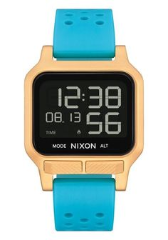 Nixon brings The Heat to the Olympics Bring The Heat, Bring It On, Watch News, Olympic Athletes, Waterproof Watch, Finish Line, Blue Accents, One Design, Sport Watches