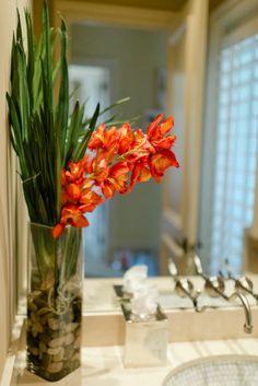 Silk Tropical Arrangement