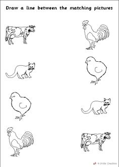 Activity Page 65 Farm Theme, Farm Animals, Crafts For Kids, Projects To Try, Activities, Math, Learning, School, Logo