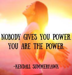From Kendall SummerHawk: Empowering Women Entrepreneurs http://theinnerentrepreneur.com/KSp