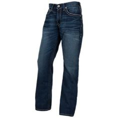77a0b08c Ariat M4 Low Rise Adkins Stretch Bootcut Jeans for Men - Turnout - 28x32