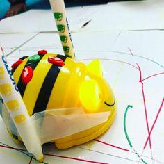 Skapandet i mötet med digitalitet. Robot Theme, Reggio, Appar, Crafts For Kids, Preschool, Teaching, Multimedia, Montessori, Inspiration
