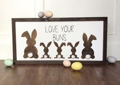 Items similar to Spring bunny butts wood sign Easter decor spring decor on Etsy DIY Wood Signs Bunny butts Decor Easter etsy Items Sign similar Spring Wood Easter Projects, Easter Crafts For Kids, Crafts To Do, Easter Ideas, Tape Crafts, Clay Crafts, Spring Crafts, Holiday Crafts, Holiday Fun