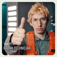 Star Wars Undercover Boss: Starkiller Base - SNL. Kylo Ren (Adam Driver) goes undercover as Matt a radar technician at Starkiller Base.