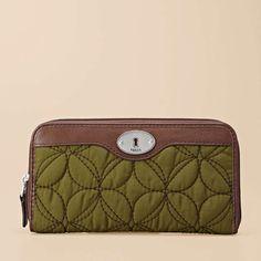 FOSSIL® Wallets Checkbook Wallets