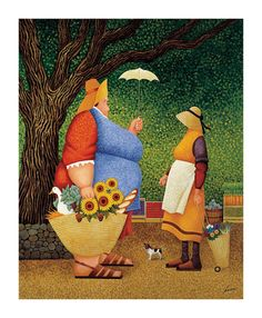 Country & Folk Art (Decorative Art) Art Print at AllPosters.com
