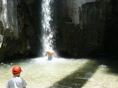 A visit to the hanging bridges of Monachil makes a fantastic day out for the whole family. Waterfalls, rock pools for swimming. Indiana Jones, Granada, Spain Honeymoon, Places To Travel, Places To Visit, South Of Spain, Spain Holidays, Rock Pools, Spain And Portugal