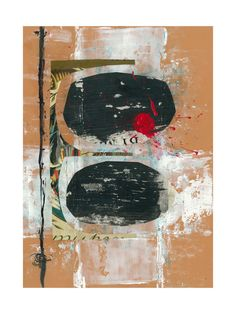 """Cahoots"" - Art Print by Misty Hughes in beautiful frame options and a variety of sizes. Art Challenge, Modern Art Prints, Wall Art Prints, White Art, Custom Art, Medium Art, Mixed Media Art, Abstract Expressionism, Cool Art"