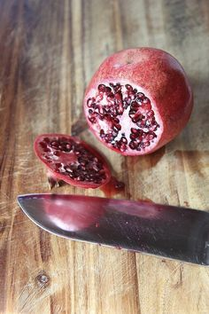 Pomegranate via The Italian Dish