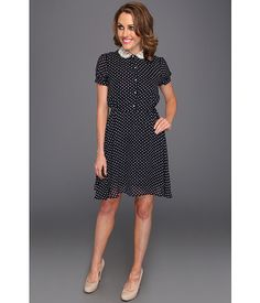 Gabriella Rocha Carolina Polka Dot Dress