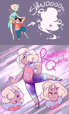 """I really... really want Steven and Pearl to fuse!"", By bloodsbane"