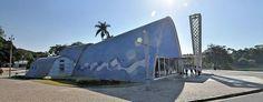 Igreja São Francisco de Assis integra o Conjunto Moderno da Pampulha