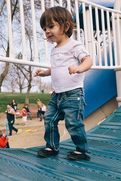 True Religion jeans for kids!