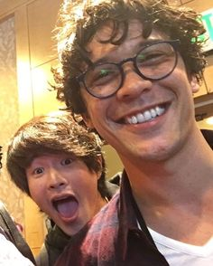 . Happy Sunday #bobmorley #the100 #bellamyblake #christopherlarkin #montygreen