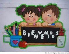 Painel escolar
