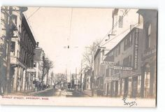 AMESBURY-Ma-Market-Street-REAL-PHOTO-SIGNS