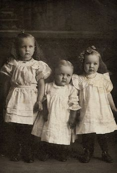 These lively looking girls are mistakenly Pinned on some Postmortem Photo sites.  To learn more about how to tell a real postmortem photo from a mislabeled one click on this website:  http://dealer042.wix.com/post-mortem-photos