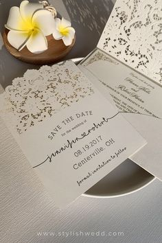 Set the ultimate precedent for upcoming wedding with these entirely unique Save the Date cards!