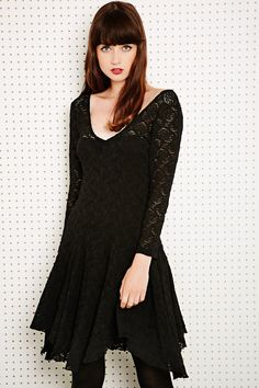 Free People Paisley Lace Katya Dress // from Urban Outfitters //