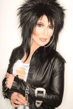 Chad Michaels as Cher