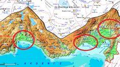 Adana, Mersin, şimdi de Antalya: Akdeniz sarsılıyor…