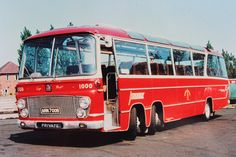 Barton Transport fleet no.1000, a Duple 'Vega Major' bodied Bedford Val 14