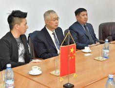 delegatie China