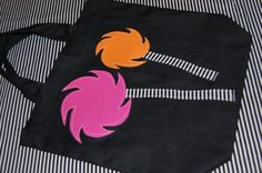Lorax Canvas Tote Bag by ShopMelissa on Etsy, $15.00