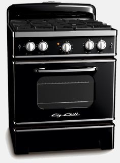 Vintage reproduction stoves from Big Chill