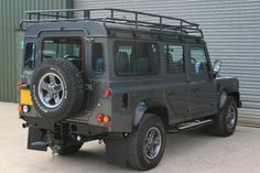 Buy Land Rover Defender TD5 110 XS Station Wagon For Sale UK