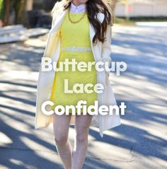 #Buttercup #Lace #Confident Register and upload your #ThreeWordWardrobe to stand a chance to win Spree shopping vouchers worth R 5 000. T&C apply. l skip.co.za
