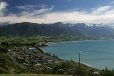 kaikoura new zealand Can't tell you how many times I drove through this town.