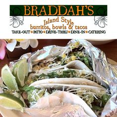 #Grindz - Stop in to Braddah's Island Style for lunch or dinner this week. Two locations located in Las Vegas, Nevada.
