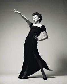 Richard Avedon: Judy Garland Portrait