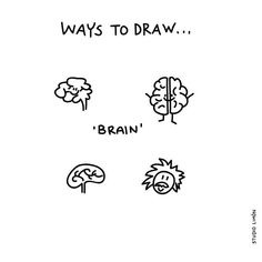 Dancing is good for the brain.  So keep moving!  Word of day 140: brain. . . #365waystodrawfestival #brain #brein #illustratie #illustration #tekening #waystodraw #icons #sketchnote #visualnote #graphicrecording  #getekendverslag #getekendenotulen #zakelijktekenen #visuelenotulen #visueelnotuleren #tekening #studiolimon #haarlem #amsterdam #denbosch #dailydrawing