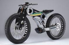 Carbon E-Bike by Caterham Bikes, via Flickr
