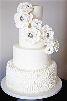Wedding cake by X_cach