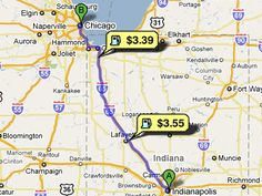 FuelMyRoute.com - Find the lowest gas prices along your route...FuelMyRoute.com searches the web for the lowest gas prices and shows you the best places to refuel. It's perfect for planning everything from a road trip to your daily commute.